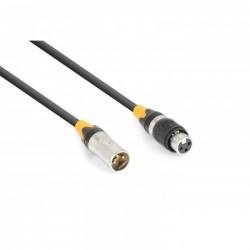 PD Connex Cable DMX IP65 XLR 6m