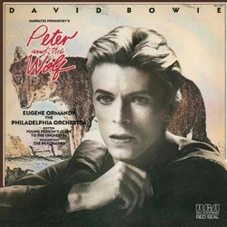 CD, DAVID BOWIE - PETER AND THE WOLF