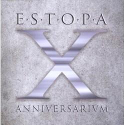 CD, ESTOPA - X ANNIVERSARIO