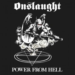 ONSLAUGHT - POWER FROM HELL ,LP
