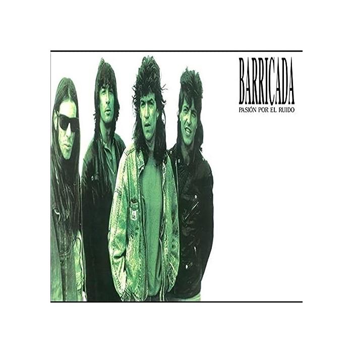 BARRICADA - PASION POR EL RUIDO, LP