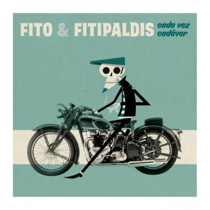 Fito & Fitipaldis - Cada Vez Mas Cadaver